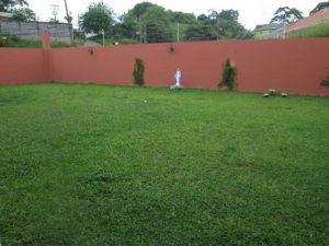 Patio Casa Residencial Las Colinas