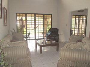 Sala Principal Casa Residencial Las Colinas