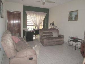 Sala de Estar Casa Residencial Las Colinas