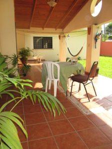 Porche Casa Residencial Las Colinas