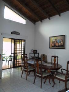 Comedor Casa Las Colinas